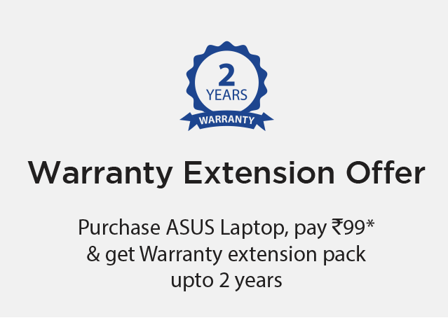 Asus Offer Redemption | Laptop Offers | Warranty Offers